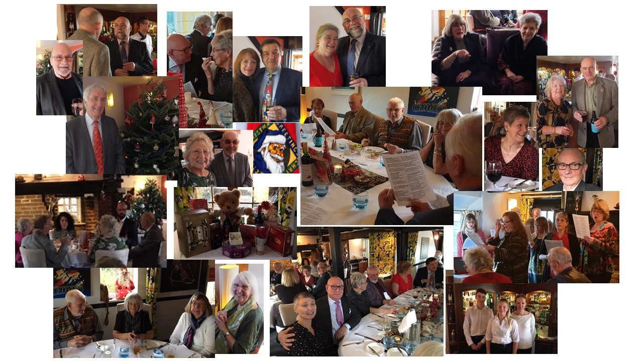 The last social event of 2019, the Lodge Christmas Lunch